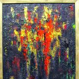 Farbenspiel Öl