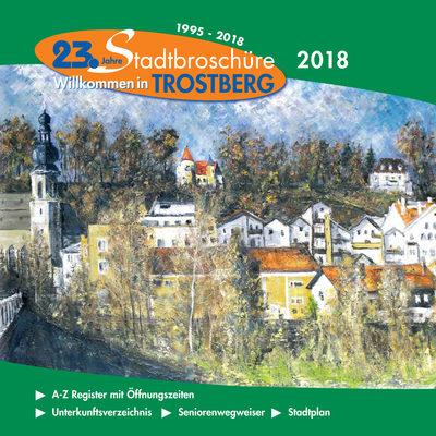 Stadtbroschüre & Gemeindeblätter